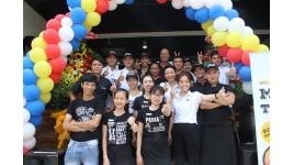 The Al Fresco's Group in Viet Nam