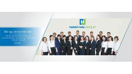 Công ty cổ phần tổ hợp công nghiệp xây dựng Nam Hải