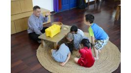 CÔNG TY CỔ PHẦN ICA EDUCATION