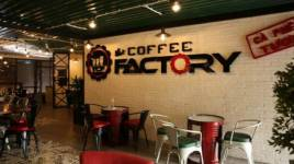 THE COFFEE FACTORY