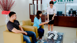 Công Ty Cổ Phần Đầu Tư Và Tư Vấn Tài Chính Việt Tín
