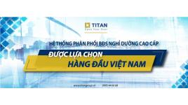 Công ty CP Dịch vụ BĐS Titan