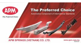 Công Ty TNHH APM Springs Vietnam