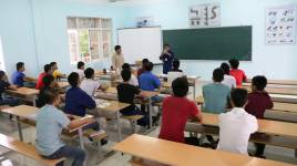 Trường Cao Đẳng Than - Khoáng Sản Việt Nam (Vinacomin)