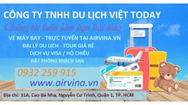 Công Ty TNHH Du Lịch Việt Today