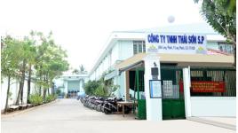 Công ty TNHH Thái Sơn S.P