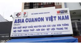 Công Ty TNHH Công Nghệ Asia Cuanon Việt Nam