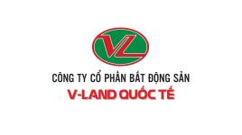 Công ty CP BĐS V - Land Quốc Tế