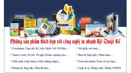 Công Ty TNHH In Nhanh Kỹ Thuật Số Xuân An