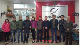 Công ty CP Thương Mại Quảng Cáo Mạnh Hùng