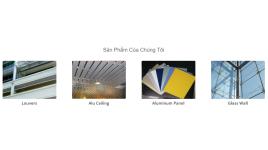 Công Ty TNHH Sài Gòn Nhôm Kính