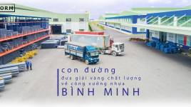 Công ty Cổ phần Nhựa Bình Minh