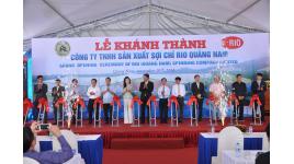 Công Ty TNHH Sản Xuất Sợi Chỉ Rio Quảng Nam