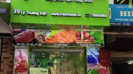 Công ty TNHH Thực phẩm sạch Thương mại T&P