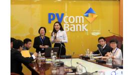 Ngân hàng TMCP Đại Chúng Việt Nam - CN Lạc Long Quân