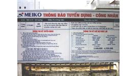 Công ty TNHH Điện Tử Meiko Việt Nam