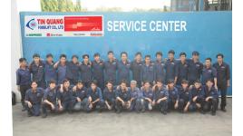 Công ty TNHH xe nâng Tín Quang