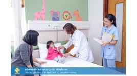 Bệnh viện Đa Khoa Quốc Tế Bắc Hà
