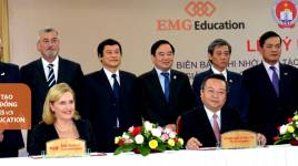 Công ty Cổ phần Quản lý Giáo dục và Đầu tư EMG