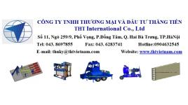 Công ty TNHH Thương mại và Đầu tư Thăng Tiến
