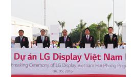 Công Ty TNHH LG Display Việt Nam