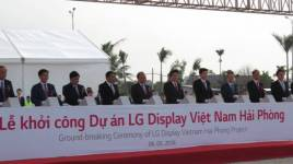 Công Ty TNHH LG DISPLAY Việt Nam - Hải Phòng