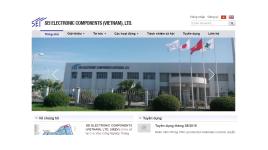 SEI ELECTRONIC COMPONENTS VIETNAM, LTD.