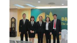 Công ty CP Chứng khoán Ngân hàng Nông nghiệp và Phát triển Nông thôn