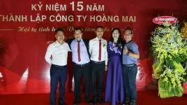 Công ty TNHH TM & SX Hoàng Mai