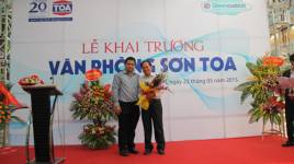 Công ty TNHH Sơn TOA Việt Nam