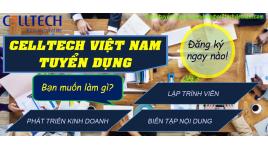 Công ty Cổ phần Giải pháp viễn thông CellTech Việt Nam