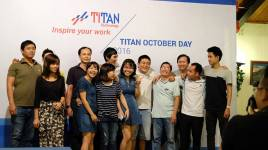 Công ty Cổ phần công nghệ TITAN