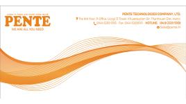 Công ty TNHH Giải pháp Công nghệ PENTE