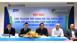 Công ty Cổ phần Hạ tầng Viễn thông CMC - CMC Telecom