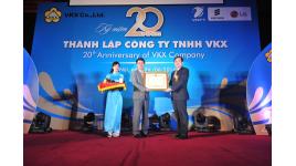 Công ty TNHH VKX
