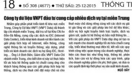 Công ty Dữ liệu VNPT