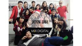 Công ty Cổ phần truyền thông và công nghệ Mix Digital