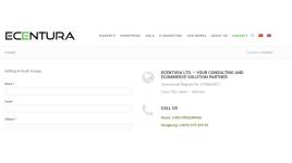 Công ty TNHH Tư vấn và Giải pháp Thương mại Điện tử Ecentura