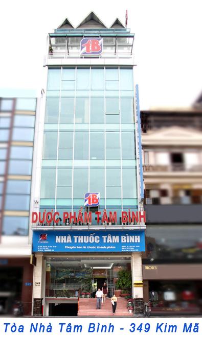 TAM BINH PHARMA