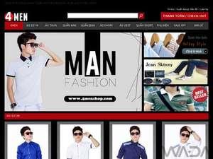 Công ty cổ phần thời trang 4MEN