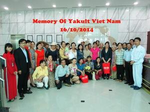 Công ty TNHH Yakult Việt Nam
