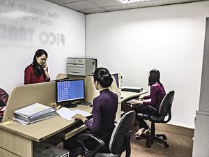 Công ty Thương mại Vật liệu xây dựng FiCO ( Thuộc TCT VLXD số 1)