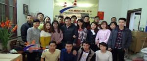 Công Ty TNHH Thương Mại Dịch Vụ Xuất Nhập Khẩu Hải Minh