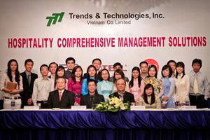 Công ty TNHH Trends & Technologies Việt Nam