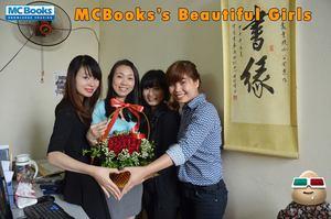 Công ty Cổ phần sách MCBooks