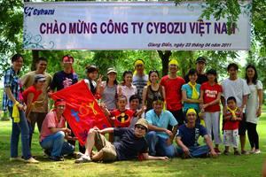 Công Ty TNHH Cybozu Việt Nam