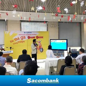 Ngân hàng Thương mại Cổ phần Sài Gòn Thương Tín( Sacombank)