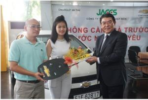 Công ty tài chính TNHH MTV Quốc tế Việt Nam JACCS