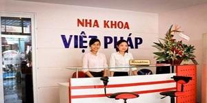 Công Ty Cổ Phần Quốc Tế Nha Khoa Việt Pháp