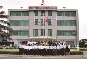 Công ty Cổ phần Xây dựng Sài Gòn (SCC)